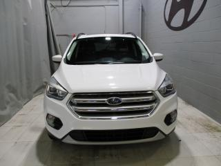 Used 2018 Ford Escape SEL for sale in Leduc, AB