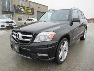 Used 2012 Mercedes-Benz GLK-Class 4MATIC 4dr GLK 350 for sale in Newmarket, ON