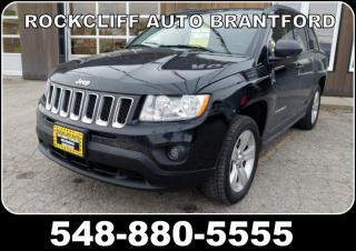 Used 2012 Jeep Compass SPORT. PRICED TO SELL REGARDLESS OF YOUR CREDIT SITUATION for sale in Brantford, ON