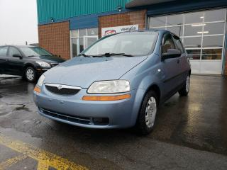 Used 2008 Suzuki Swift + Hayon 5 portes, boîte manuelle for sale in St-Eustache, QC