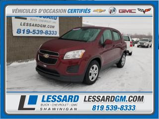Used 2015 Chevrolet Trax Ls, Bluetooth, A/c for sale in Shawinigan, QC