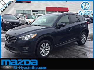 Used 2016 Mazda CX-5 GS AWD for sale in St-Hyacinthe, QC