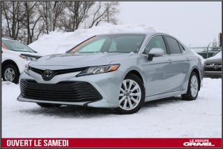 Used 2018 Toyota Camry Le - Bluetooth for sale in St-Léonard, QC