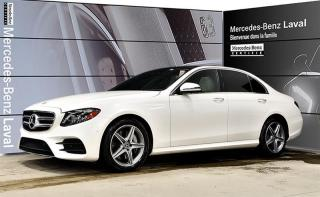 Used 2018 Mercedes-Benz E-Class E400 AWD for sale in Laval, QC