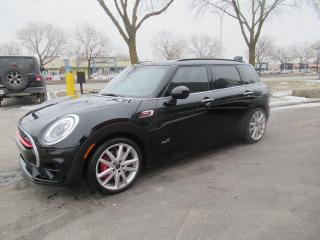 Used 2018 MINI Cooper Clubman John Works for sale in Dollard-des-Ormeaux, QC