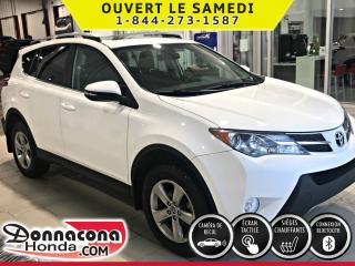 Used 2015 Toyota RAV4 XLE ***PNEUS HIVER***TOIT OUVRANT*** for sale in Donnacona, QC