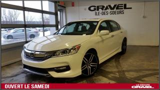 Used 2016 Honda Accord Sport - T.ouvrant for sale in Ile-des-Soeurs, QC