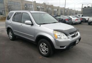 Used 2004 Honda CR-V EX-L for sale in Toronto, ON