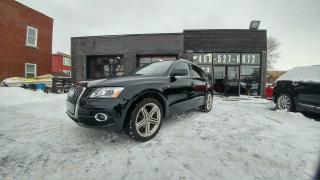Used 2010 Audi Q5 S-LINE 3.2L AWD for sale in Beloeil, QC