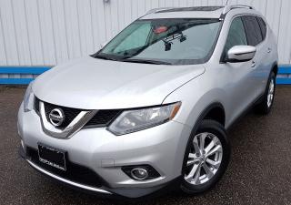 Used 2016 Nissan Rogue SV AWD *SUNROOF* for sale in Kitchener, ON