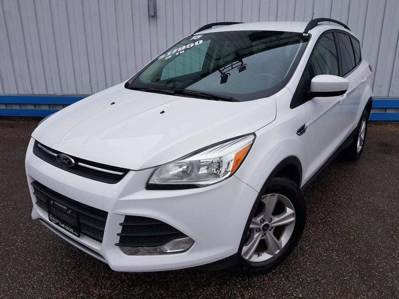 2015 Ford Escape SE 4WD *LEATHER-NAVIGATION*