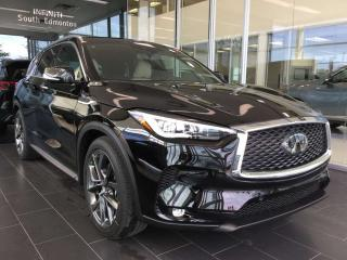 New 2019 Infiniti QX50 SENSORY PACKAGE for sale in Edmonton, AB