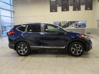Used 2019 Honda CR-V Touring Navigation Power Liftgate Remote Start for sale in Red Deer, AB