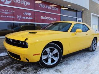Used 2017 Dodge Challenger SXT for sale in Edmonton, AB