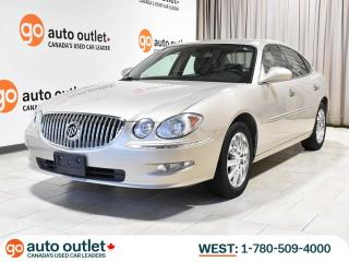 Used 2009 Buick Allure CXL; Leather, Heated Seats, LOW KM!! for sale in Edmonton, AB