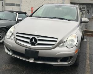 Used 2006 Mercedes-Benz R-Class 3.5L w/Premium Pkg for sale in Oakville, ON