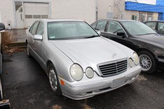 Used 2001 Mercedes-Benz E-Class 320 3.2L for sale in Oakville, ON