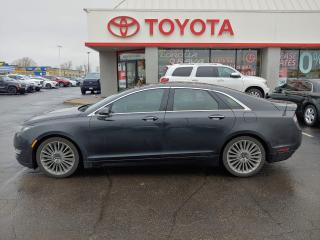 Used 2013 Lincoln MKZ AWD for sale in Cambridge, ON