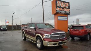 Used 2016 RAM 1500 Longhorn*ONLY 52KM*NAV*CAM*AIR SUSPENSION*LOADED for sale in London, ON