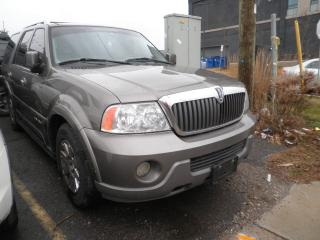 Used 2004 Lincoln Navigator ULTIMATE for sale in Brampton, ON
