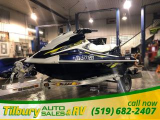 Used 2017 Yamaha VX Deluxe for sale in Tilbury, ON