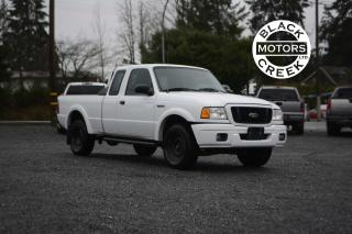 Used 2004 Ford Ranger XL for sale in Black Creek, BC