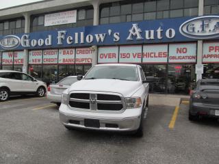 Used 2014 Dodge Ram 1500 HEMI ENGINE, QUAD CAB, 6 PASSENGER for sale in Toronto, ON