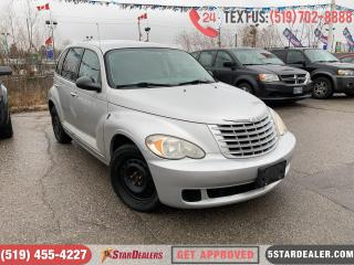 Used 2007 Chrysler PT Cruiser   AUTO LOANS APPROVED for sale in London, ON