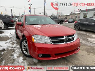 Used 2013 Dodge Avenger SXT | HEATED SEATS for sale in London, ON