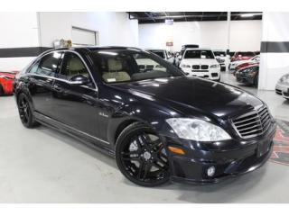 Used 2008 Mercedes-Benz S-Class S63 AMG   FULL SERVICE HISTORY for sale in Vaughan, ON