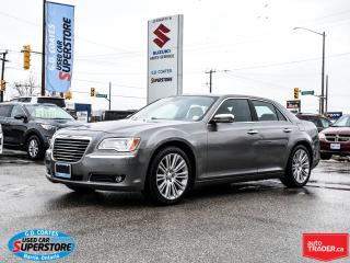 Used 2011 Chrysler 300 C ~5.7L HEMI ~Nav ~Backup Cam ~Heated/Cooled Seats for sale in Barrie, ON