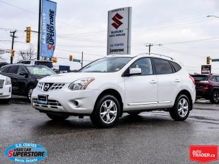 Used 2011 Nissan Rogue SV AWD ~Heated Seats ~Backup Cam for sale in Barrie, ON