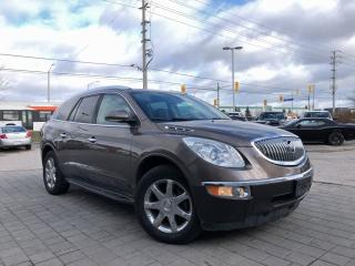 Used 2008 Buick Enclave CXL**Navigation**Sunroof** for sale in Mississauga, ON