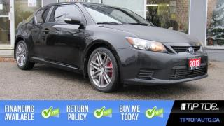 Used 2013 Scion tC Base ** Manual, Sunroof, Brand New Tires ** for sale in Bowmanville, ON