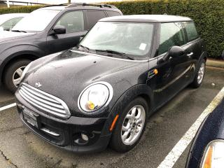 Used 2013 MINI Cooper COOPER for sale in North Vancouver, BC
