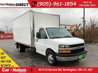 Used 2017 Chevrolet Express 4500 2WT| OPEN SUNDAYS| ONE PRICE INTEGRITY| for sale in Burlington, ON