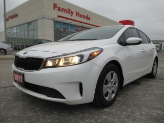 Used 2017 Kia Forte LX, BLUETOOTH !! for sale in Brampton, ON