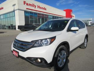 Used 2014 Honda CR-V EX, EXTENDED WARRANTY INCLUDED! for sale in Brampton, ON