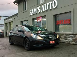 Used 2012 Hyundai Sonata 4dr Sdn 2.4L for sale in Hamilton, ON