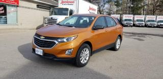 Used 2018 Chevrolet Equinox LS 2WD for sale in Kitchener, ON