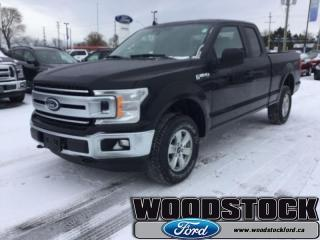 New 2019 Ford F-150 XLT  300A, SUPERCAB, TOW PKG for sale in Woodstock, ON