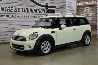 Used 2012 MINI Cooper Clubman for sale in Laval, QC