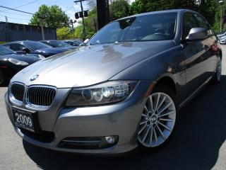 Used 2009 BMW 3 Series 335D|DIESEL|93,000KM|LOW KM|AUTOMATIC|SUNROOF for sale in Burlington, ON