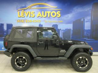 Used 2013 Jeep Wrangler Sport Awd for sale in Lévis, QC