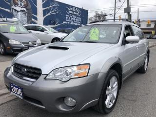 Used 2006 Subaru Outback 2.5XT for sale in Toronto, ON