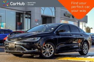 Used 2015 Chrysler 200 C|Alpine Audio|Nav|SiriusXM|Pwr.Options|Keyless_Entry|17