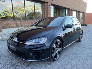 Used 2016 Volkswagen Golf R 2.0 TSI for sale in Woodbridge, ON
