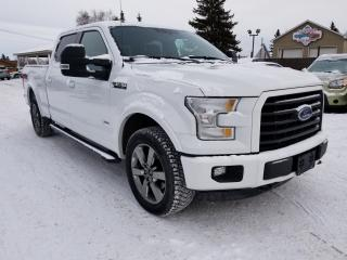 Used 2016 Ford F-150 XLT FX4 OFF ROAD PACKAGE for sale in Kemptville, ON