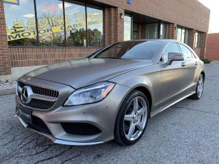 Used 2015 Mercedes-Benz CLS-Class for sale in Woodbridge, ON