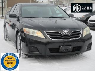 Used 2010 Toyota Camry LE 6-Spd AUTO 2.5L 4cyl for sale in Ottawa, ON